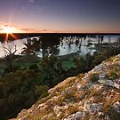 Blanchtown Sunset by KathyT