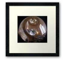Christopher Wren's Geometric Staircase, St Paul's Cathedral, London Framed Print