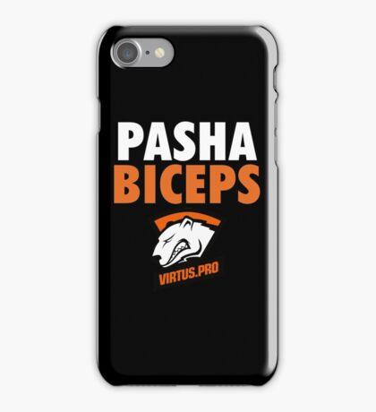 PASHA BICEPS | VP | Virtus Pro iPhone Case/Skin