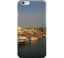 River Stour, Tuckton iPhone Case/Skin