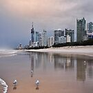 Dusk on the Gold Coast by Karine Radcliffe