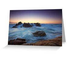 Canal Rocks - Western Australia Greeting Card