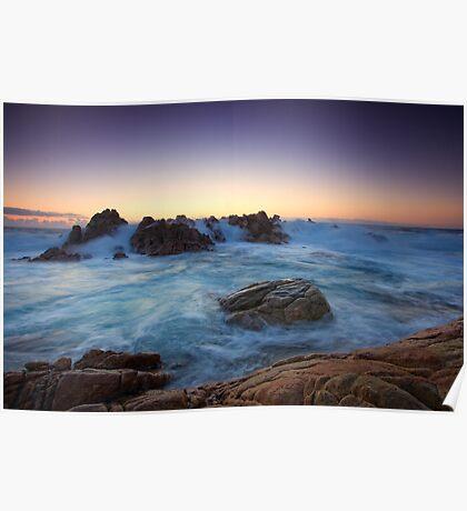 Canal Rocks - Western Australia Poster
