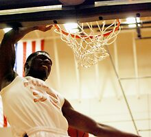 DGB Close-up Slam Dunk by Mark A. Queen