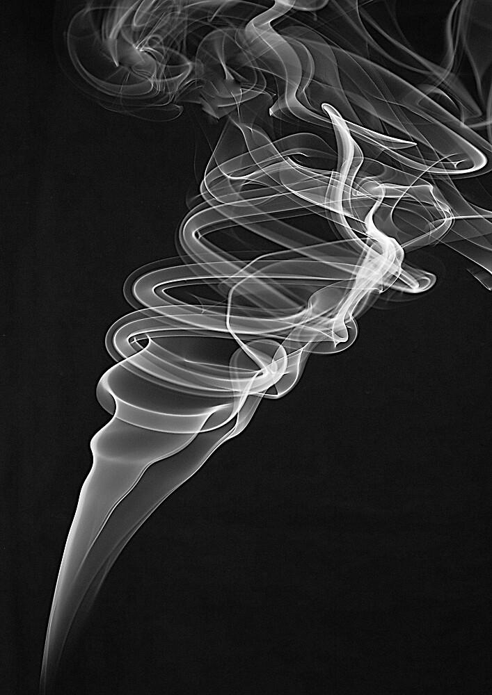 Smoke Rings by Tony Cave