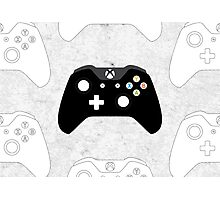 Xbox One Controller Photographic Print