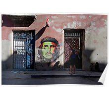 Che Street Art Poster