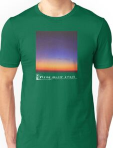 Flying Saucer Attack : Rural Psychedelia Unisex T-Shirt