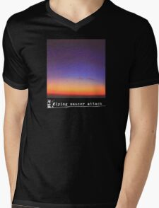 Flying Saucer Attack : Rural Psychedelia Mens V-Neck T-Shirt
