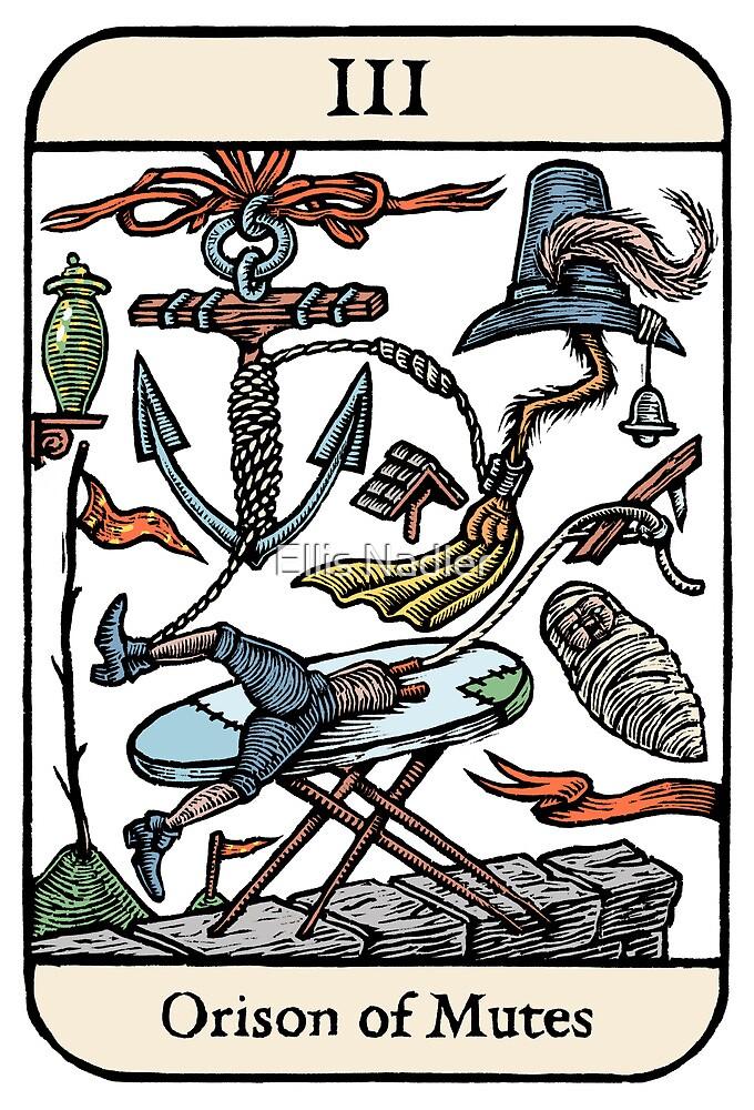 Orison of Mutes by Ellis Nadler