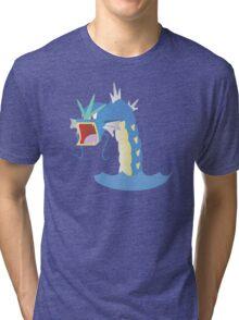 Angry Gyarados! Tri-blend T-Shirt