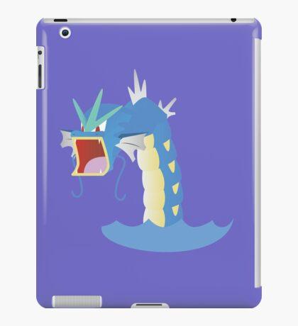 Angry Gyarados! iPad Case/Skin