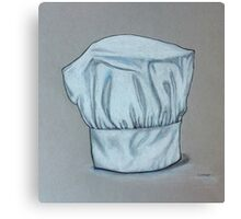 Chef Hat Canvas Print
