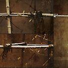 bamboo. collage by Nikolay Semyonov