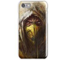 Tomek Biniek - Scorpion iPhone Case/Skin