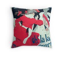 Jules Alexandre Grün Affiche la Pépinière Grün Throw Pillow