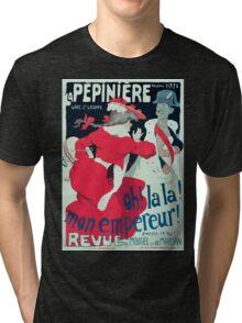 Jules Alexandre Grün Affiche la Pépinière Grün Tri-blend T-Shirt