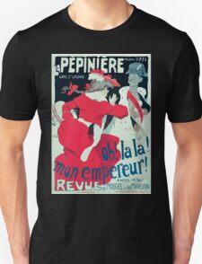 Jules Alexandre Grün Affiche la Pépinière Grün T-Shirt