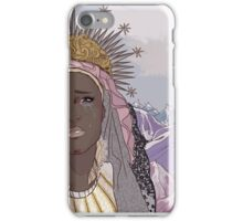 Crying Mary iPhone Case/Skin