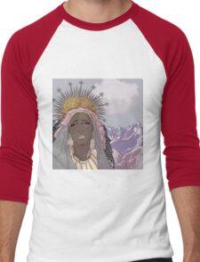 Crying Mary Men's Baseball ¾ T-Shirt