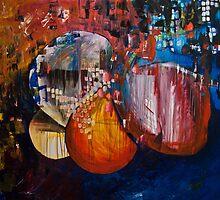 Big Painting  by Devon E. Sioui