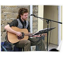 Entertaining The People Of Bridport Poster