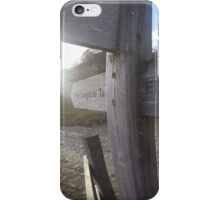Elterwater, The Lake District iPhone Case/Skin
