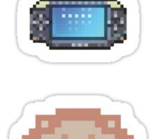 Himouto! Umaru-Chan & Zelda crossover Sticker