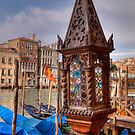 The Gondoliers Lamp by JH2011
