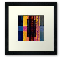 scrolls of knowledge Framed Print