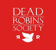 DEAD ROBINS SOCIETY (Damian ver.) Unisex T-Shirt