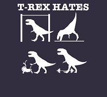 T-Rex Hates........ Unisex T-Shirt