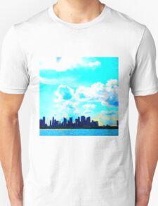 Cloud City Skyline T-Shirt