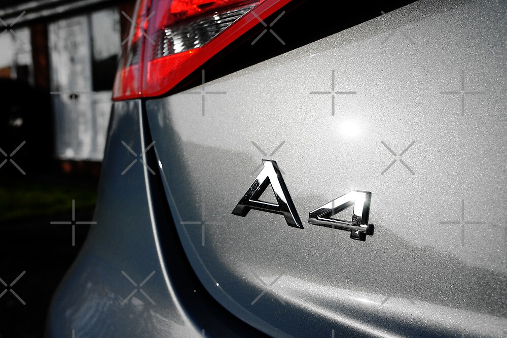 Audi A4 by AndrewBerry