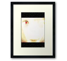 Dreaming In Japanese 7 Framed Print