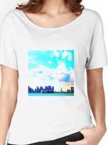 Cloud City Forever Women's Relaxed Fit T-Shirt