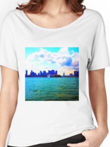 Visit the Sea Women's Relaxed Fit T-Shirt