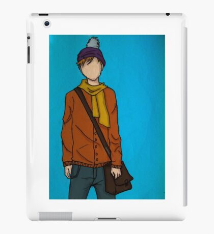 what's your face? iPad Case/Skin