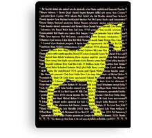 """""""The Year Of The Horse"""" Canvas Print"""