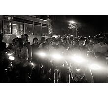 Saigon Traffic Photographic Print