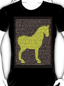 """The Year Of The Horse"" Clothing T-Shirt"