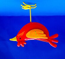 Stunt chicken by marc melander