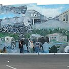 WALL MURAL, TEMPLE, TX by linmarie
