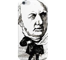Georges Lafosse Henri Wallon iPhone Case/Skin