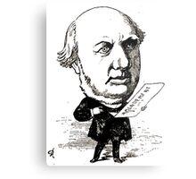 Georges Lafosse Henri Wallon Metal Print