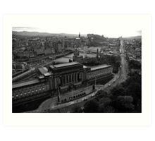 Scottish Government Art Print