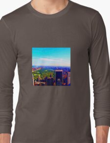 Utopia Parkway Long Sleeve T-Shirt
