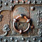 Door Lock - Hotel de Ville - Brussels by evilcat