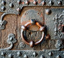 Door Lock - Hotel de Ville - Brussels by evilcat