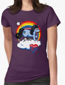My Little Tina Womens Fitted T-Shirt